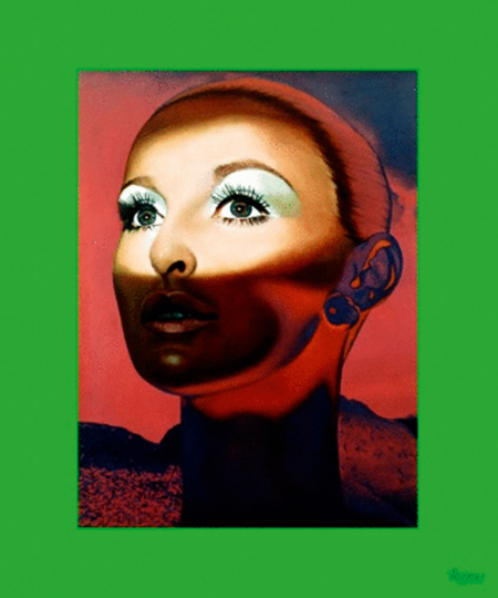 Richard Phillips. Negation of the Universe.
