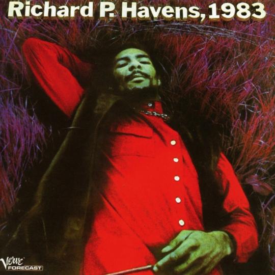 Richie Havens. Richard P. Havens, 1983. CD.