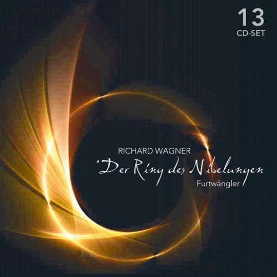 Ring der Nibelungen auf 13 CDs - Dirigent Furtwängler
