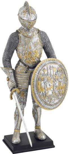 Ritter in Prachtrüstung