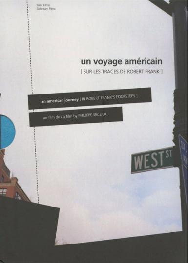 Robert Frank. An American Journey. Un Voyage Américain. 2 DVDs und Begleitheft.