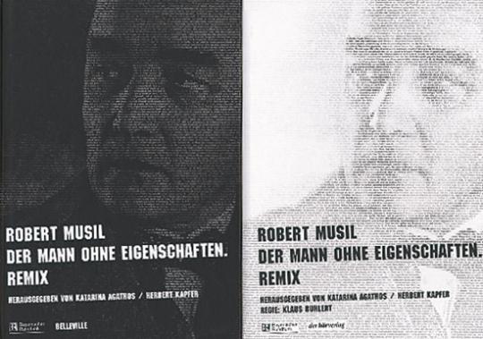 Robert Musil - Der Mann ohne Eigenschaften. Remix (Buch + 20 CDs)