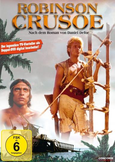 Robinson Crusoe (1964). 2 DVDs