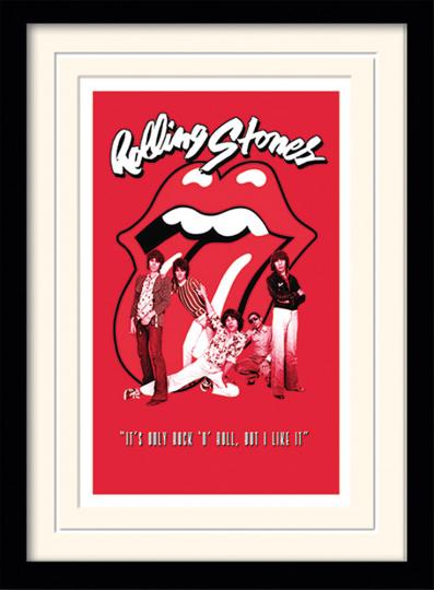 Rolling Stones. It's Only Rock 'n' Roll.