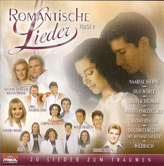 Romantische Lieder CD