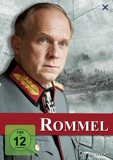 Rommel Spielfilm ARD DVD