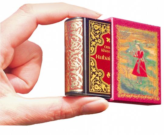 Rubaiyyat - Leder-Mini-Ausgabe