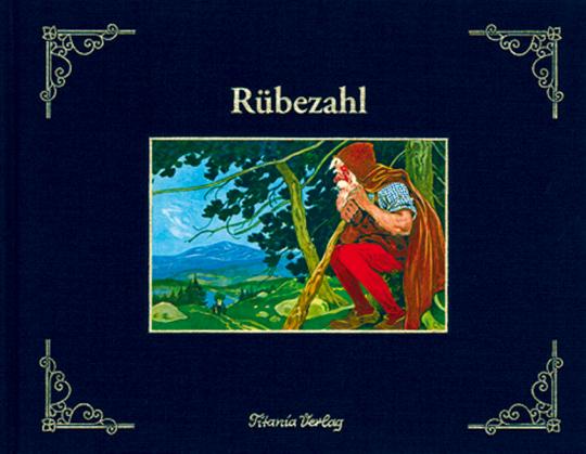 Rübezahl - Hochwertige Leinenausgaben mit Golddruck - Reprint der historischen Ausgaben