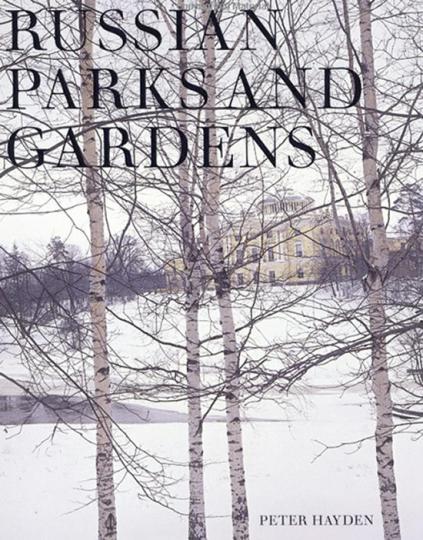 Russische Parks und Gärten.