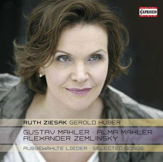 Ruth Ziesak. Ausgewählte Lieder. CD.