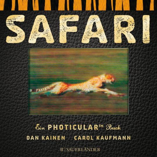 Safari. Ein Photicular(tm)-Buch.