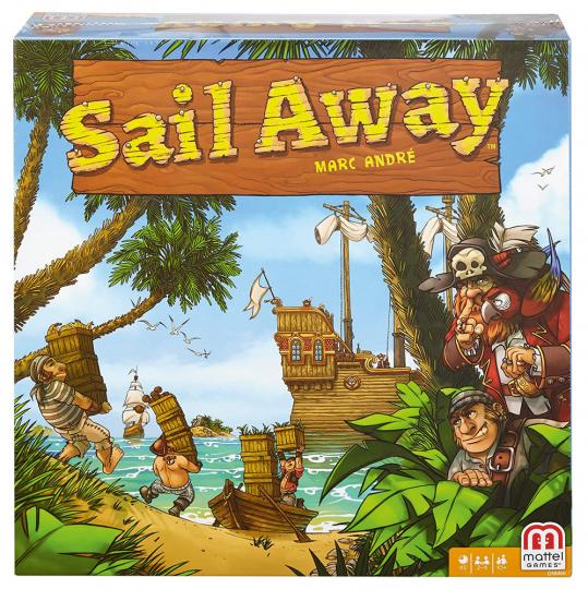 Sail Away. Ein Strategie- und Familienspiel