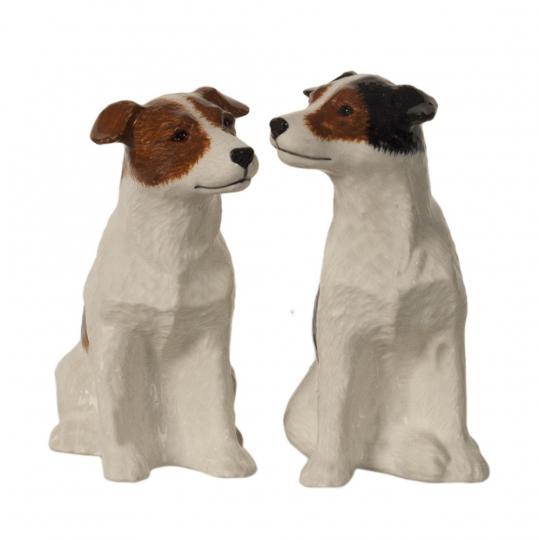 Salz- und Pfefferstreuer »Jack Russell Terrier«.