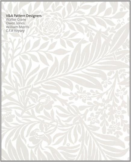Sammlungen des Victoria and Albert Museums. Pattern Designers. 4 Bände.