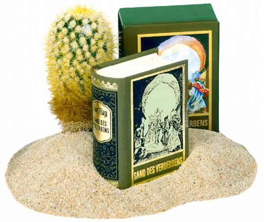 Sand des Verderbens - Reiseerzählungen des berühmten deutschen Abenteuer-Schriftstellers - Leinen-Mini-Ausgabe