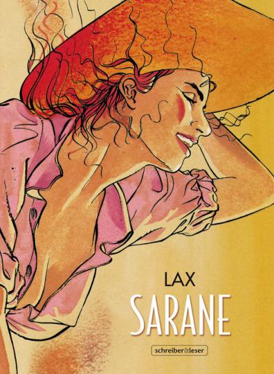 Sarane. Graphic Novel.