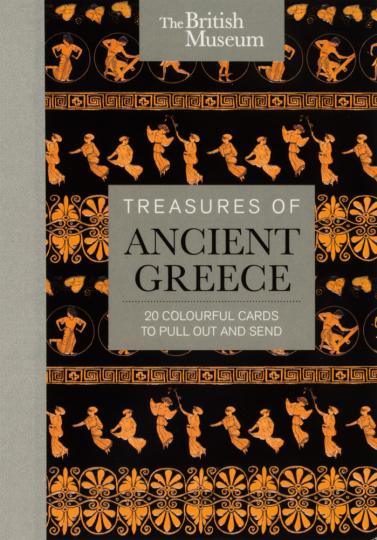 Schätze aus der Griechischen Antike. Postkartenset mit 20 Motiven.
