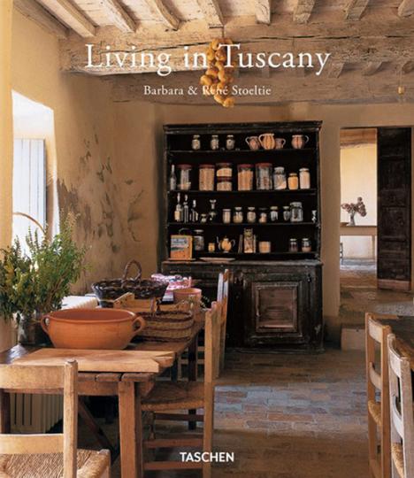 Schätze der Toskana. Living in Tuscany.