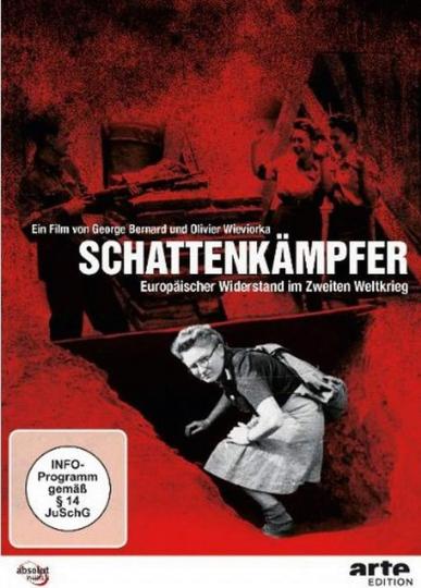 Schattenkampf 3 DVDs