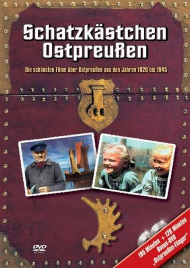 Schatzkästchen Ostpreußen 2 DVDs