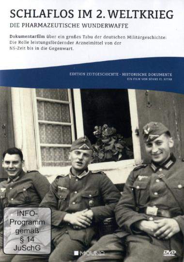 Schlaflos im 2. Weltkrieg. Die pharamzeutische Wunderwaffe DVD