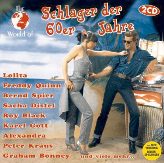 Schlager der 60er 2 CDs