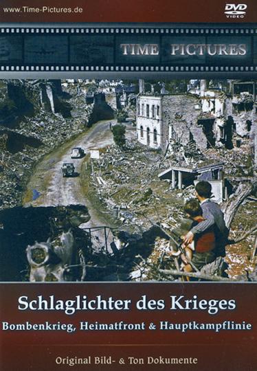 Schlaglichter des Krieges - Original Bild- und Tondokumente DVD