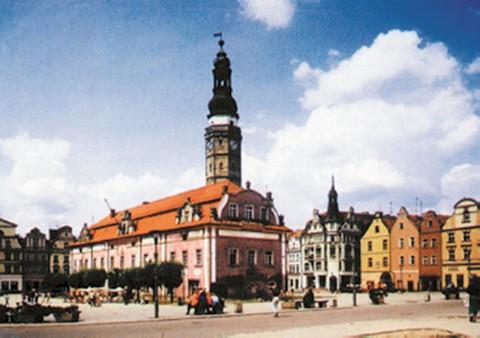 Schlesien - Bunzlau, Löwenberg und Umgebung, DVD