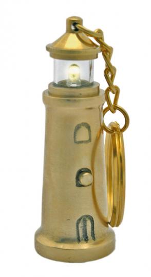 Schlüsselanhänger »Leuchtturm«.