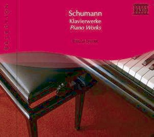 Schumann , Klavierwerke (CD)