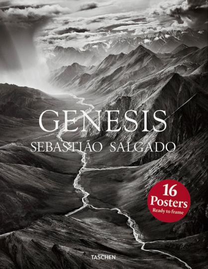 Sebastiao Salgado. Genesis. Posterbox.