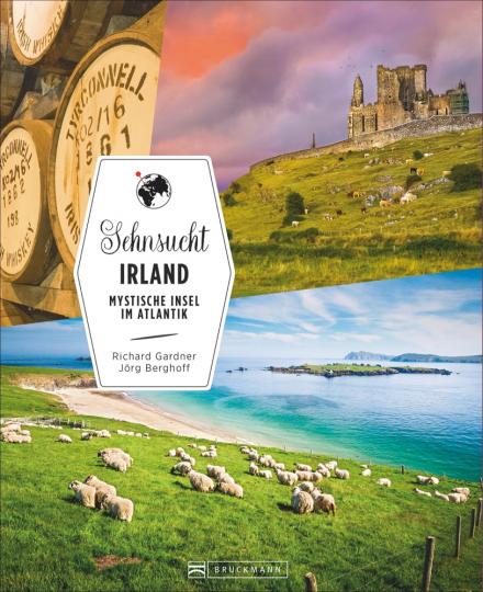 Sehnsucht Irland. Mystische Insel im Atlantik.