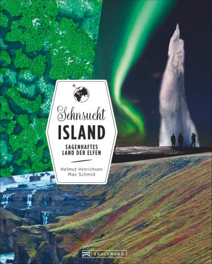 Sehnsucht Island. Sagenhaftes Land der Elfen.