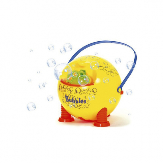 Seifenblasen-Maschine.