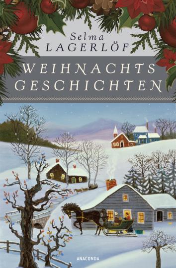 Selma Lagerlöf. Weihnachtsgeschichten.