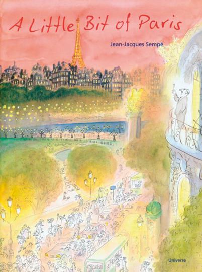 Sempé - A Little Bit of Paris.