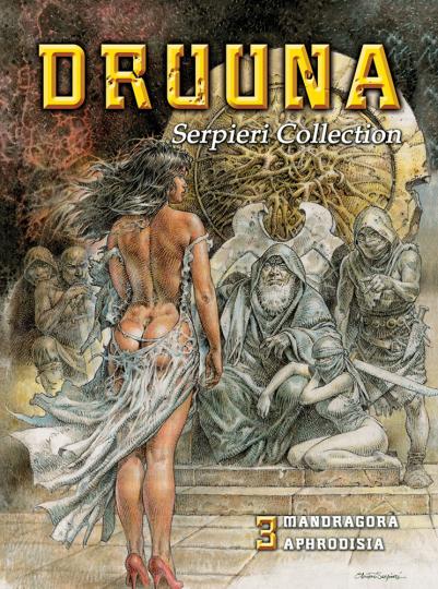 Serpieri Collection 3. Druuna Graphic Novel.