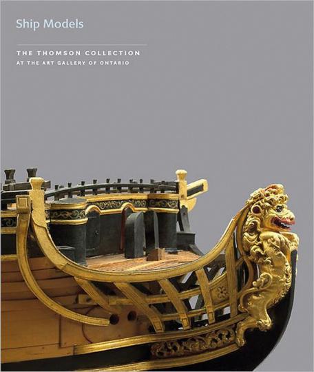 Ship Models. Thomson Collection in der Kunstgalerie von Ontario.