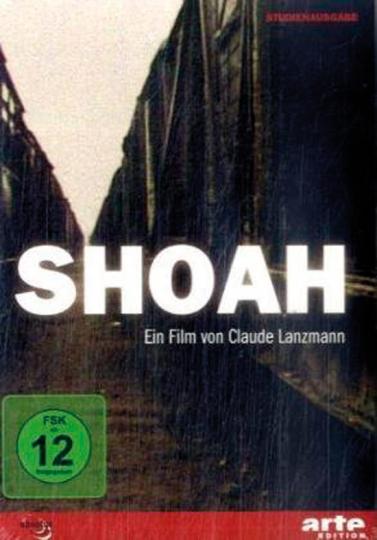 Shoah. 4 DVD-Set.