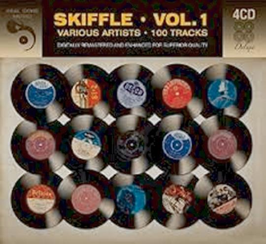 Skiffle - Vol. 1 4 CDs