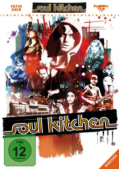 Soul Kitchen. DVD.