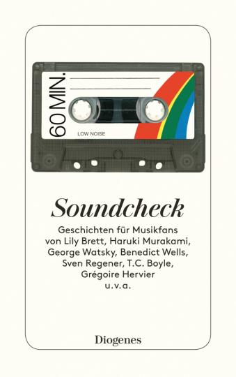 Soundcheck. Geschichten für Musikfans.
