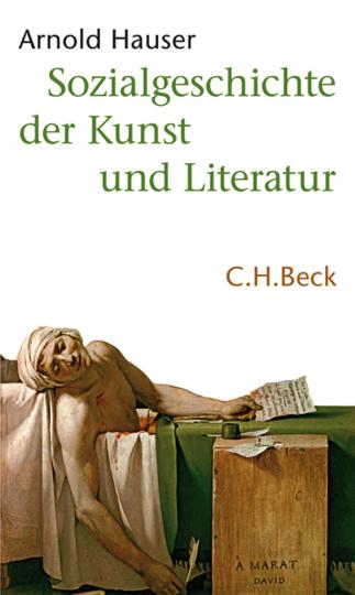 Sozialgeschichte der Kunst und Literatur.