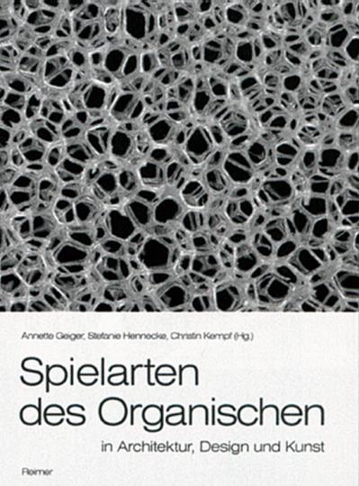Spielarten des Organischen in Architektur, Design und Kunst.