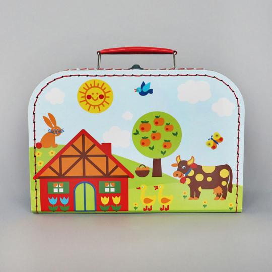 Spielkoffer Bauernhof.