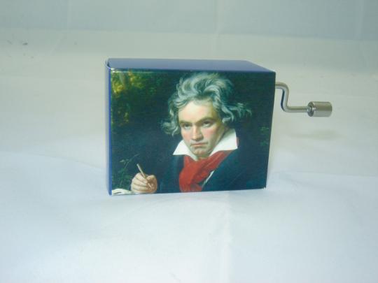 Spieluhr »Beethoven«.
