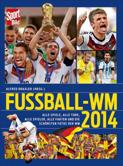 Sportbild Fußball WM 2014.