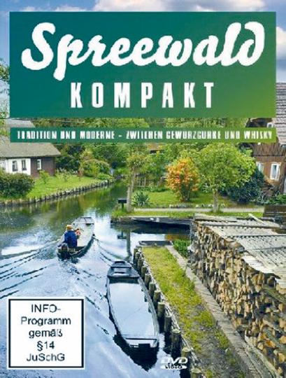 Spreewald kompakt DVD