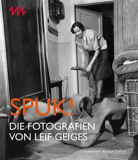 Spuk! Die Fotografien von Lief Geiges.