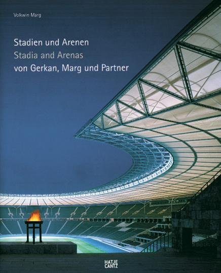Stadien und Arenen Stadia and Arenas von Gerkan, Marg und Partner.